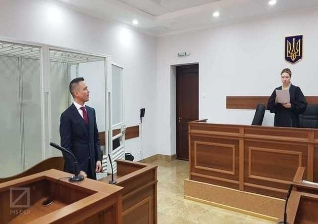 Организатор покушения на Гандзюк готовится выйти на свободу