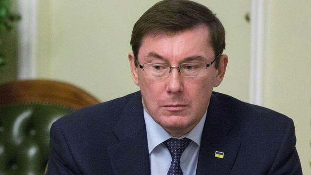 Генпрокурор Юрий Луценко резко передумал идти в отставку после выборов президента