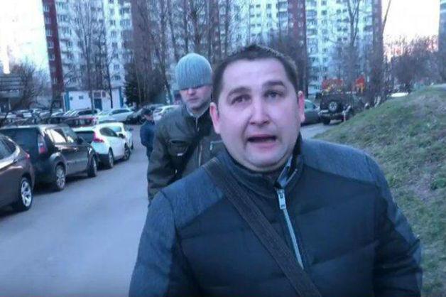 К участнику «Бессрочного протеста» пришли с обыском после жалобы на полицейских