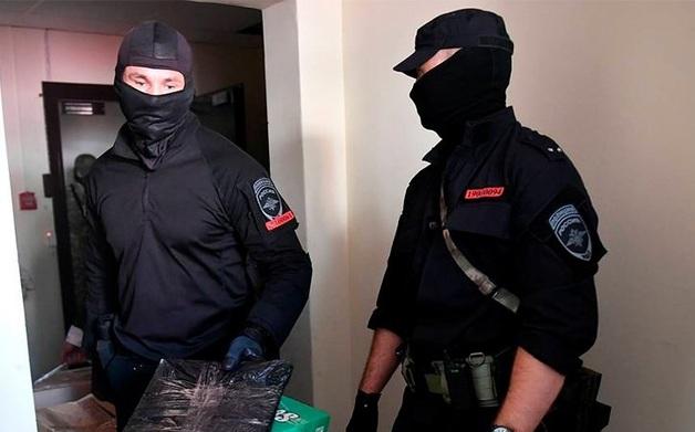 Обыск в редакции «Росбалта» вызвал тревогу в ОБСЕ
