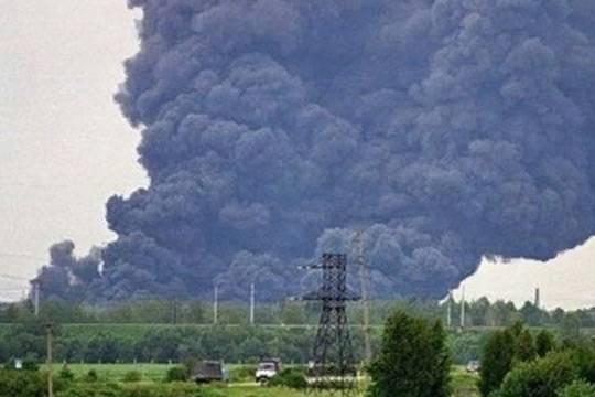 Химический Чернобыль