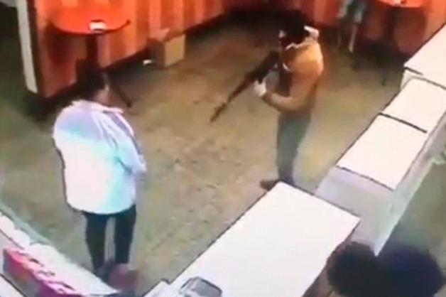 Боец Росгвардии с братом получили сроки за ограбление кафе в Новокубанске