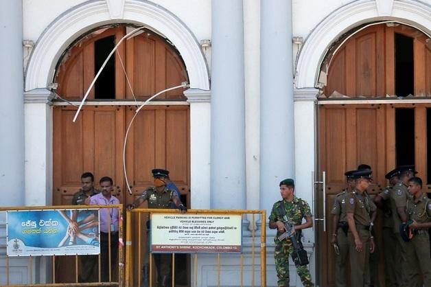 Среди погибших и пострадавших в Шри-Ланке туристов нет россиян
