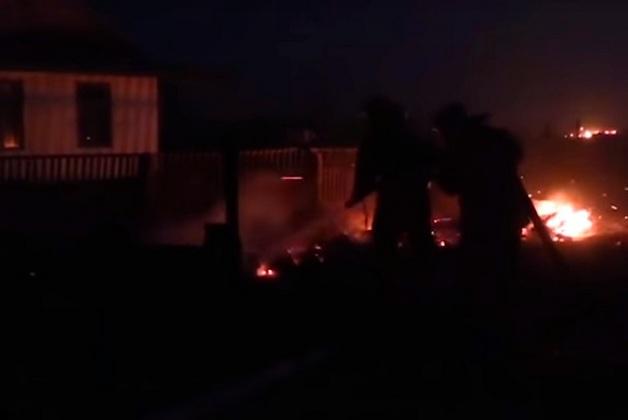 71 дом сгорел в Забайкалье за сутки; без жилья остались 240 человек