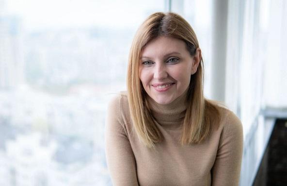 Елена Зеленская рассказала о вилле в Италии