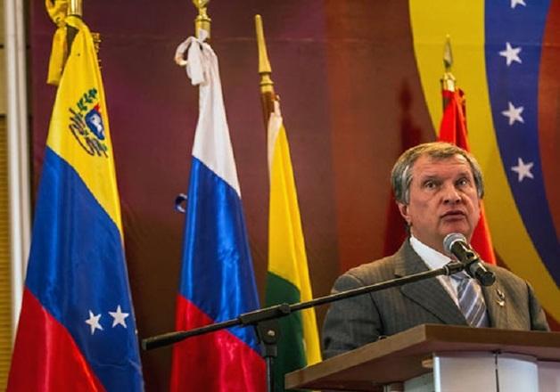 Венесуэльский посредник Сечин требует запретить агентство Reuters