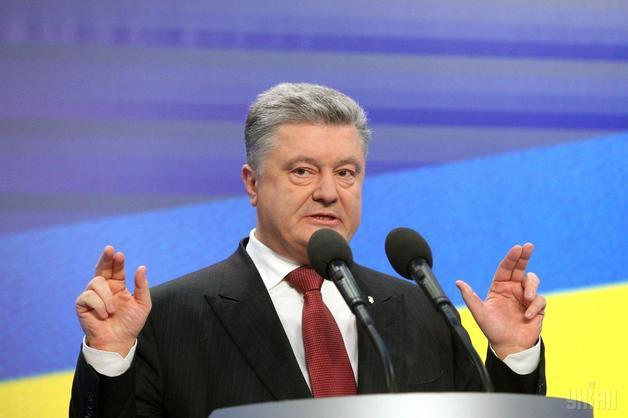 Судья Окружного админсуда подал иск против Порошенко