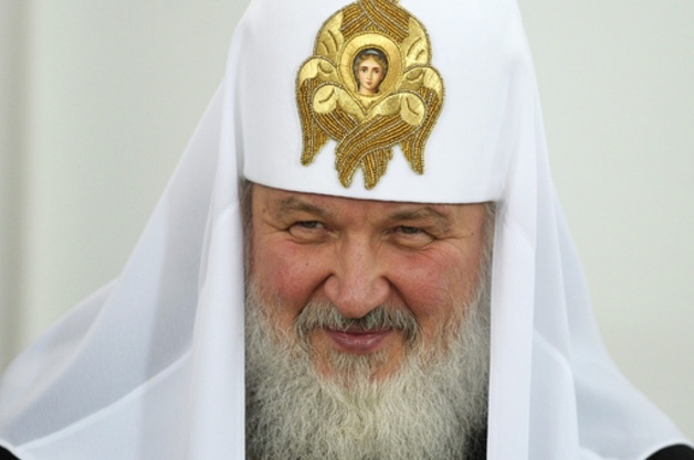 Патриарх Кирилл поздравил Зеленского с победой на выборах