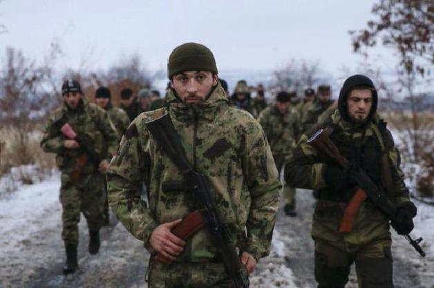 На Донбасс прибывают «кадыровцы» для усмирения боевиков и «голодных» бунтов