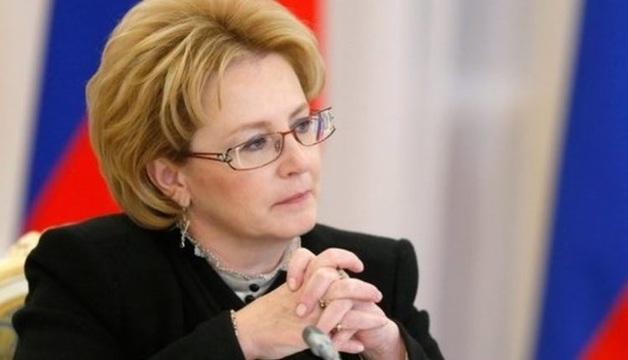 Глава Минздрава Скворцова раскрыла среднюю зарплату врачей