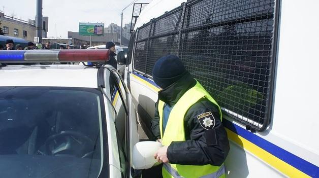 В Киеве задержали 12 членов ОПГ, созданной полицейскими