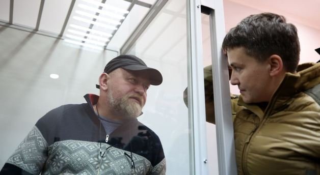Подельник Савченко сбежал в Польшу