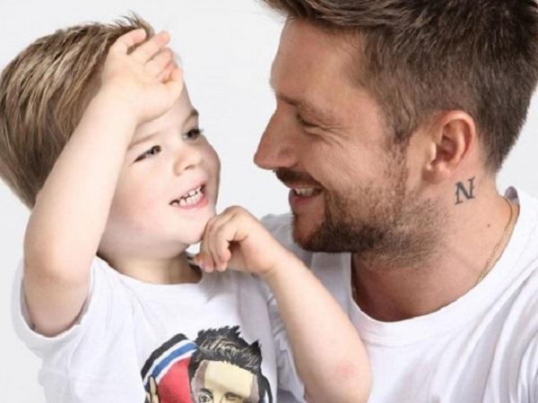 Какие милые: Сергей Лазарев растрогал сеть новым видео с сыном
