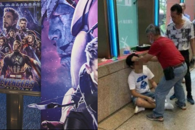 """В Гонконге фанаты """"Мстителей 4"""" избили мужчину в кинотеатре за спойлеры к фильму"""