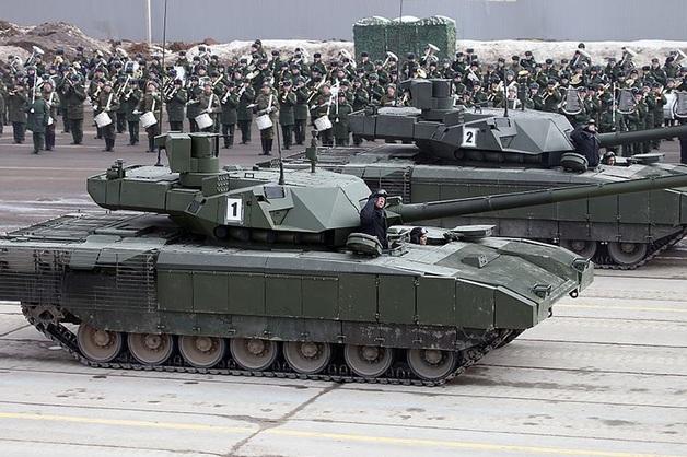 SIPRI: Россия потеряла место в пятерке стран-лидеров по военным расходам