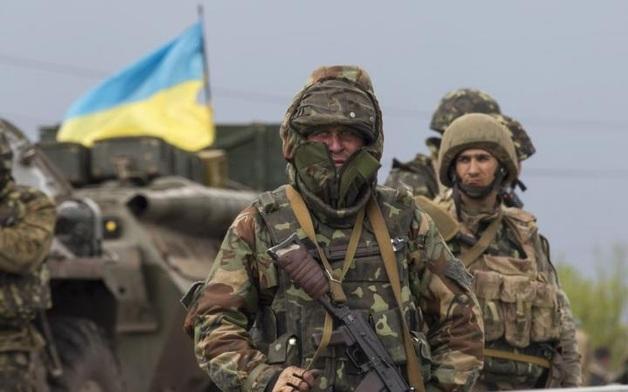 В Украине стали больше тратить на армию