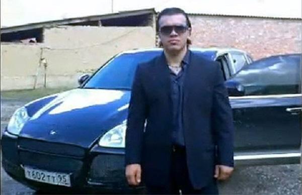 Предводитель чеченской мафии