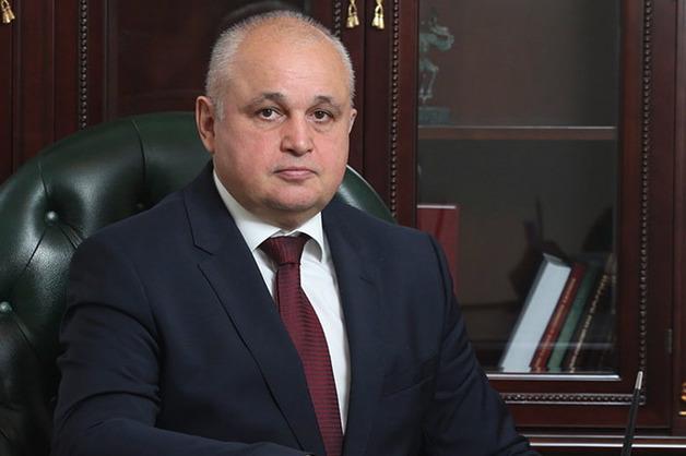 Глава Кузбасса обвинил участников протестов в создании «негативного фона» для региона