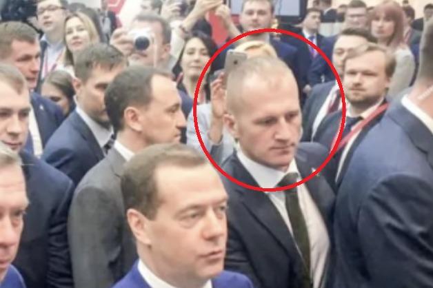 Майор ФСО Алексей без-Мозгов