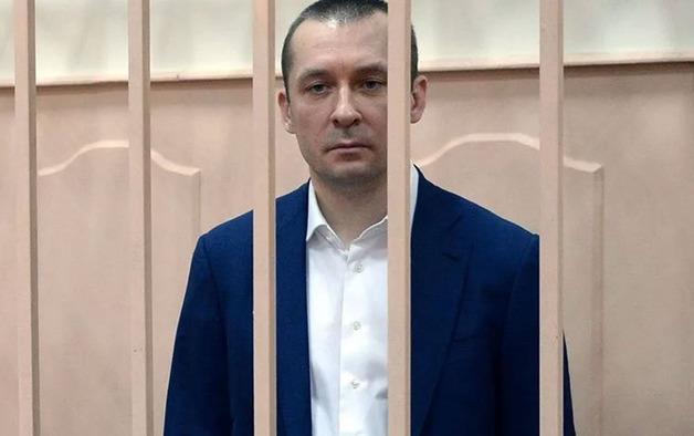В деле полковника Захарченко появилось ОПС силовиков и бизнесменов