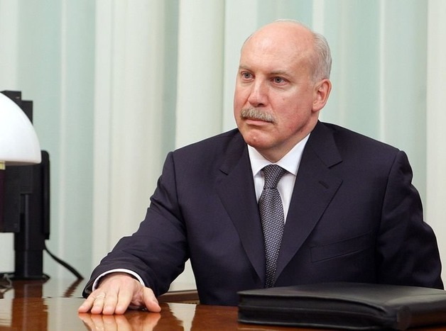 Дмитрий Мезенцев назначен Послом России в Белоруссии
