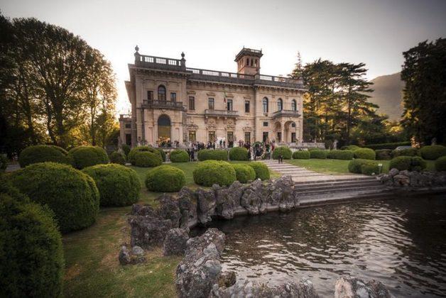 В Италии на роскошной вилле проходит свадьба сына Авакова — СМИ