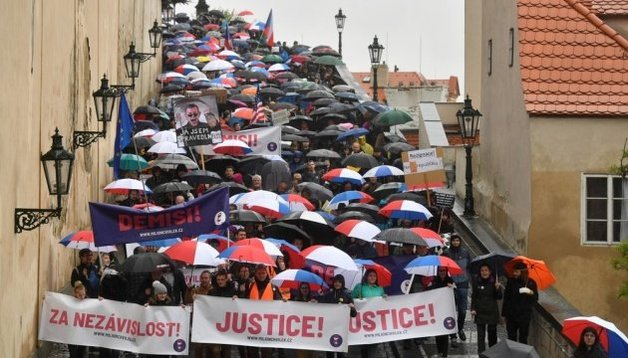 Президент Чехии назначил нового министра юстиции, несмотря на протесты