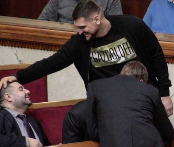 """Оскандалившийся губернатор Николаевщины оказался """"другом"""" Грановского"""