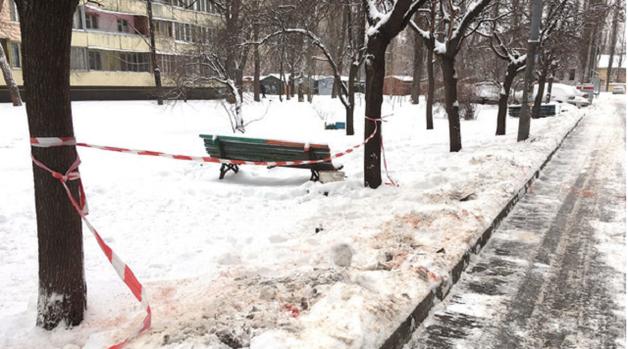 """Расстрел """"с криком"""" и пропавшая камера наблюдения: подробности убийства в Киеве"""