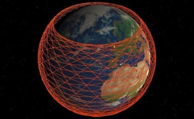 Маск показал первые 60 спутников глобального интернета