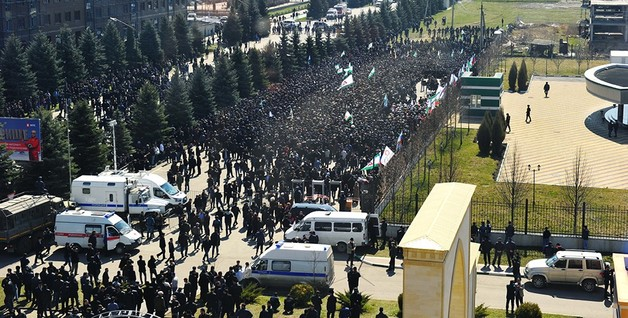 В Ингушетии суд отклонил иск к ФСБ и МВД из-за отключения интернета в дни, когда в республике проходили митинги