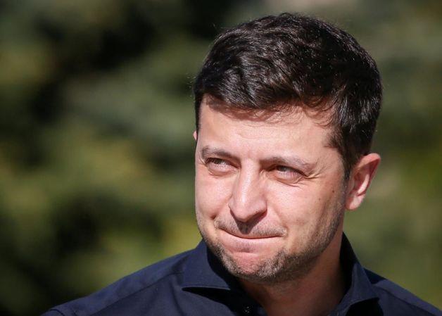 Зеленский провел двухчасовую встречу с Луценко в офисе «95 квартала»