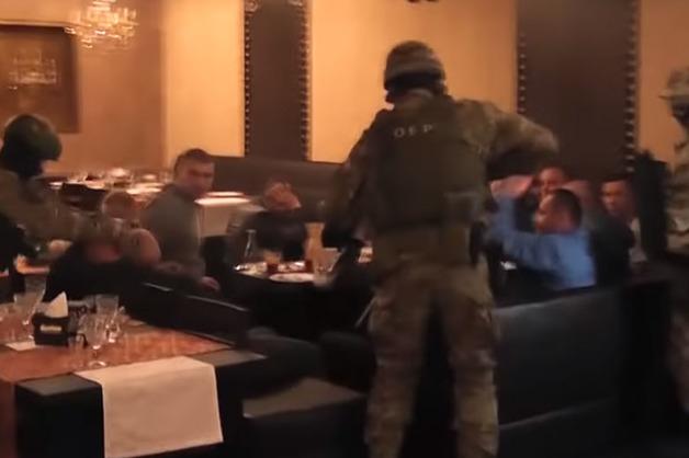 Вернувшийся на Родину «вор в законе» Саша Кушнер задержан на «сходке»