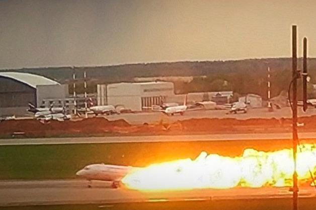 В «Аэрофлоте» рассказали, как готовили пилотов сгоревшего в Шереметьево SSJ-100