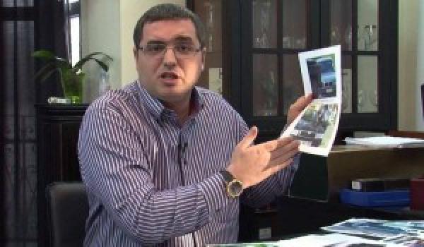 Усатый и Ушерович обсуждают срок Захарченко
