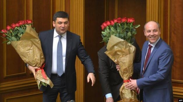 Порошенко, Гройсман, Парубий: суд взялся за дело о запрете выезда из Украины 180 топ-чиновников