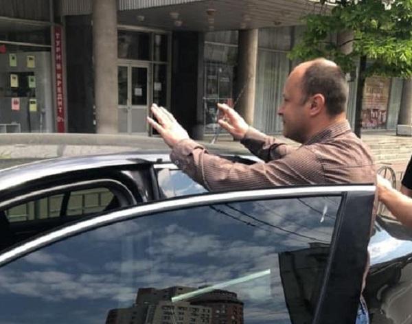 Главу Госцентра занятости Ярошенко задержали по подозрению в коррупции