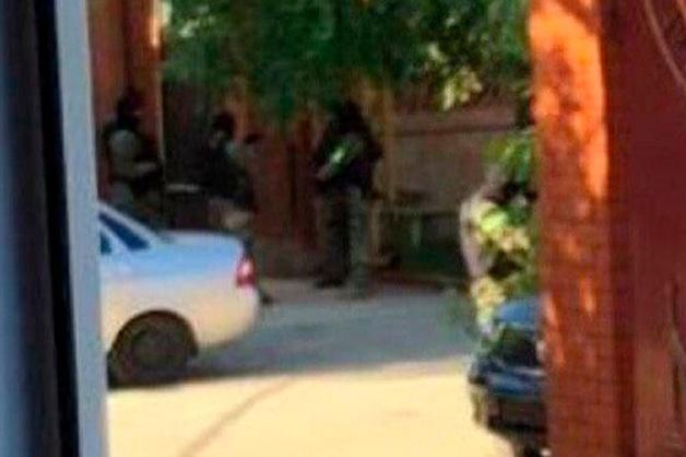 Силовики окружили Карабулак в Ингушетии в поисках экс-министра МВД Ахмеда Погорова