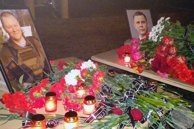 Пушилин заявил, что к убийству экс-главы ДНР Захарченко причастны «высокопоставленные украинцы»