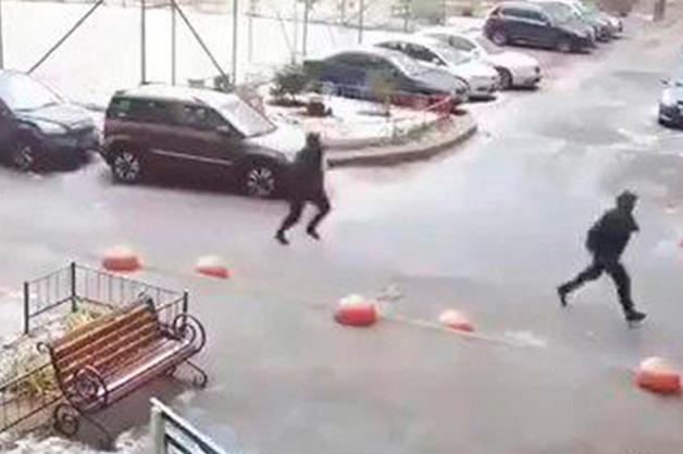 Сеть взорвал ролик о неудачной погоне спецназа Росгвардии за преступниками