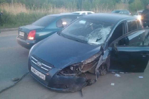 Саратовский полицейский, сбивший насмерть ребенка, был пьян
