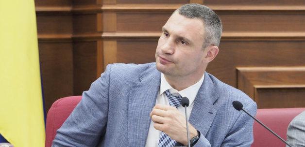 Виталий Кличко живет ростовщичеством