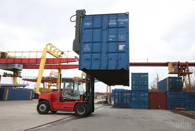 Треть харьковских товаров экспортируется в страны ЕС