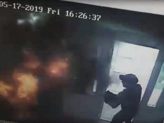 Смертельный взрыв в отделении банка на Донбассе: новые детали и фото с места ЧП