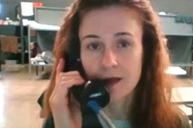 «Русские не сдаются»: Бутина записала видеообращение из тюрьмы в США