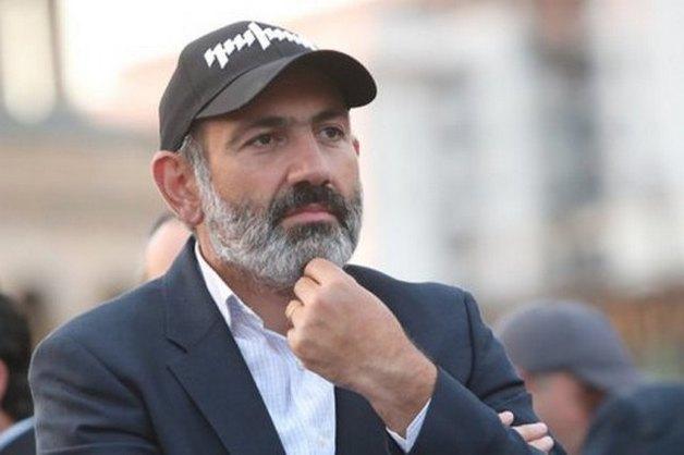 """Пашинян анонсировал """"второй этап армянской революции"""""""