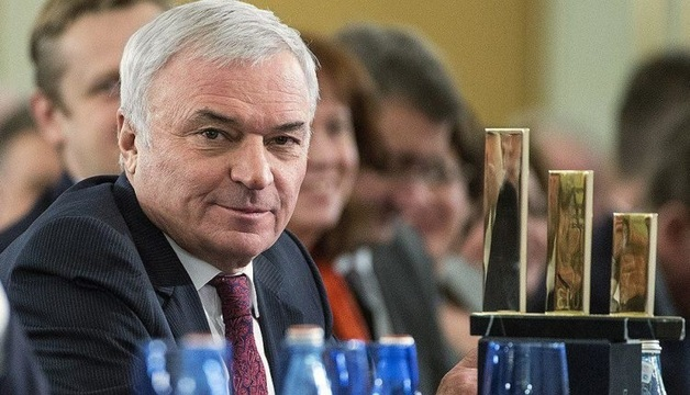 Золотые виллы олигарха Виктора Рашникова в Ницце