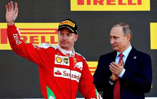 Анонимные спонсоры русской «Формулы-1»