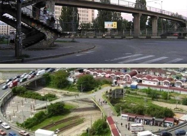 """КК """"Киевавтодор"""" отдаст 71 млн гривен за ремонт двух пешеходных путепроводов фирме, с которой фигурирует в уголовных производствах"""
