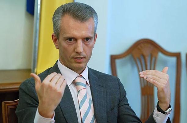 СМИ: в Украину прилетел не Хорошковский, а его жена